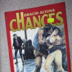 Cómics: CHANCES (DE HORACIO ALTUNA). COMIC PARA ADULTOS. Lote 181479605