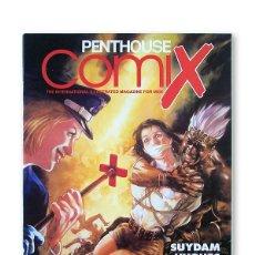 Cómics: PENTHOUSE COMIX - EDICIÓN ESPAÑOLA - Nº 3. Lote 182467186