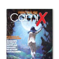 Cómics: PENTHOUSE COMIX - EDICIÓN ESPAÑOLA - Nº 4. Lote 182467253