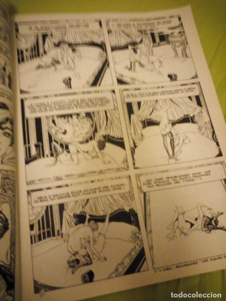 Cómics: revista herotica lecho des savanes nº 3 1987,frances - Foto 4 - 196114910