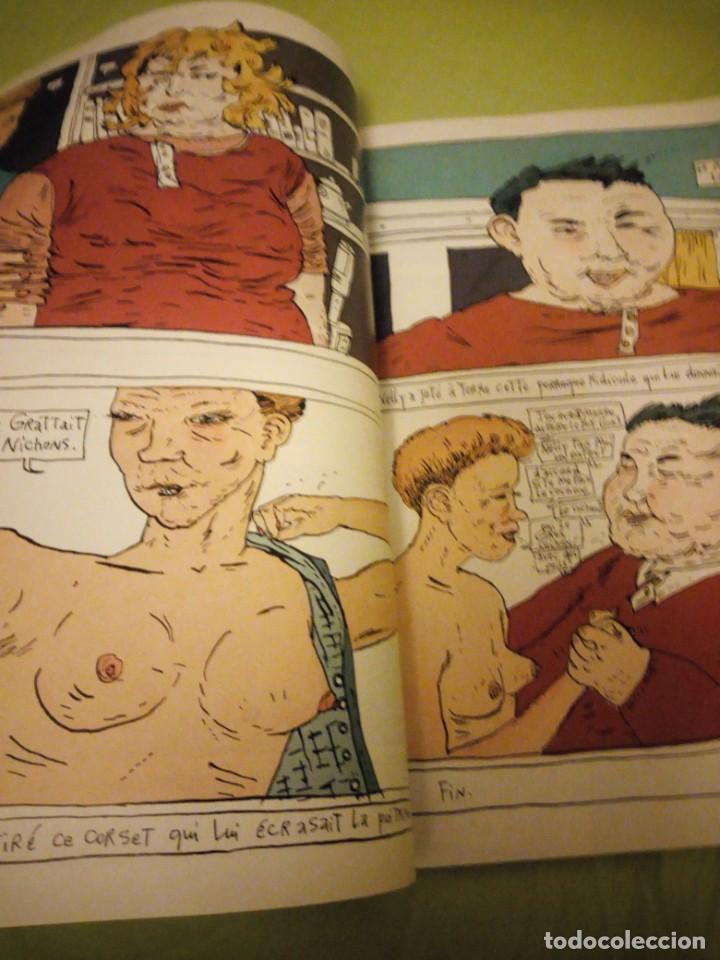 Cómics: revista herotica lecho des savanes nº 3 1987,frances - Foto 5 - 196114910