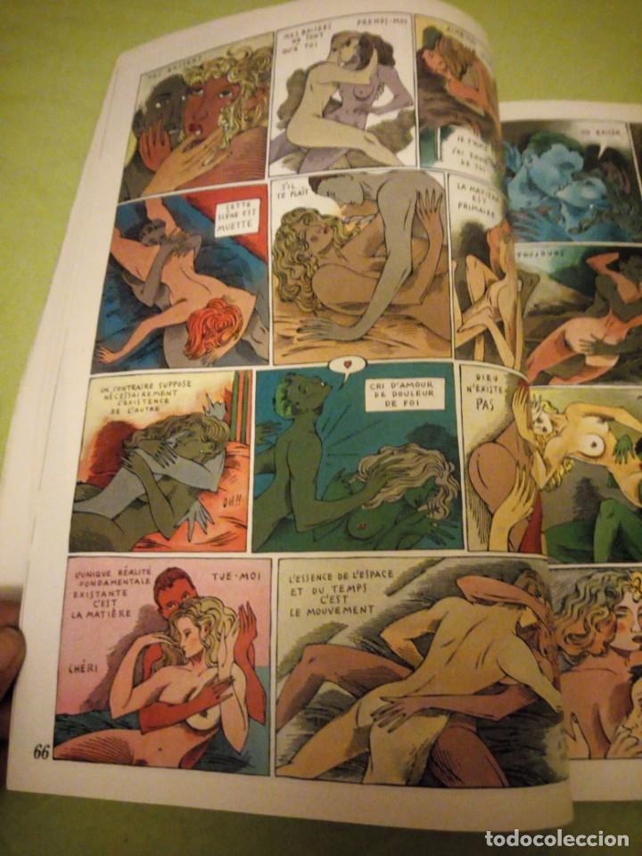 Cómics: revista herotica lecho des savanes nº 3 1987,frances - Foto 7 - 196114910