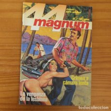Fumetti: MAGNUM 44 7 CRIMEN A CAMARA LENTA, LA VENGANZA DE LA LESBIANA. RELATOS GRAFICOS PARA ADULTOS ZINCO. Lote 197265213