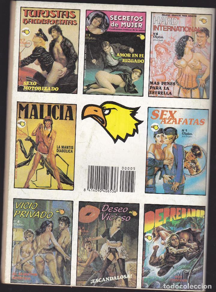 Cómics: PERVERSAS - Nº 5 - RELATOS PARA ADULTOS - COMIC EROTICO - EDITORIAL ASTRI - - Foto 2 - 205670105