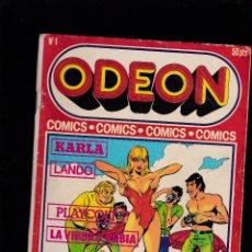 Cómics: ODEON - Nº 1 - RELATOS PARA ADULTOS - COMIC EROTICO - ZINCO S.A -. Lote 205671263