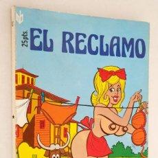 Cómics: EL RECLAMO *** PUBLICAION PARAR ADULTOS *** EDITA MARC BEN S.A. 1977. Lote 206342550