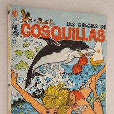Cómics: LAS GRACIAS DE COSQUILLAS *** JUGUETON *** NÚMERO 14. Lote 206342826