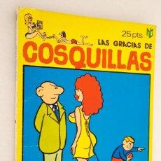 Cómics: LAS GRACIAS DE COSQUILLAS *** PICARDIA *** NÚMERO 11. Lote 206343070