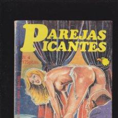 Cómics: PAREJAS PICANTES - Nº 4 DE 14 - EL INVENTOR - COMIC EROTICO PARA ADULTOS - ASTRI S. A -. Lote 207140821