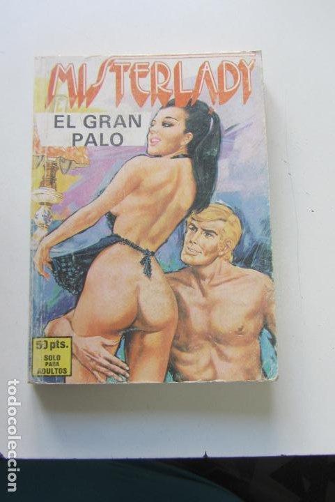 MISTERLADY - EL GRAN PALO - CODIPRES COMIC ADULTOS CX59 (Coleccionismo para Adultos - Comics)