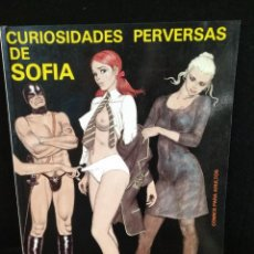 Fumetti: CURIOSIDADES PERVERSAS DE SOFÍA, VON GOTHAM, CARTÓN COMICS. Lote 209105196