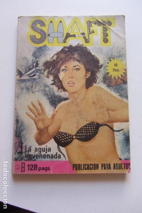 SHAFT Nº 19 ELVIBERIA 1976 COMIC ADULTOS EROTICO CX65 (Coleccionismo para Adultos - Comics)