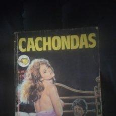 Cómics: CACHONDAS ALBUM Nº 3 / 3 COMICS EROTICOS PORNOGRAFICO. Lote 215744158