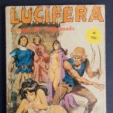 Cómics: LUCIFERA - EL INQUISIDOR ENVENENADO - ELVIBERIA 1976. Lote 219259740