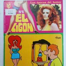 Cómics: EL LIGÓN Nº 6. Lote 245176615