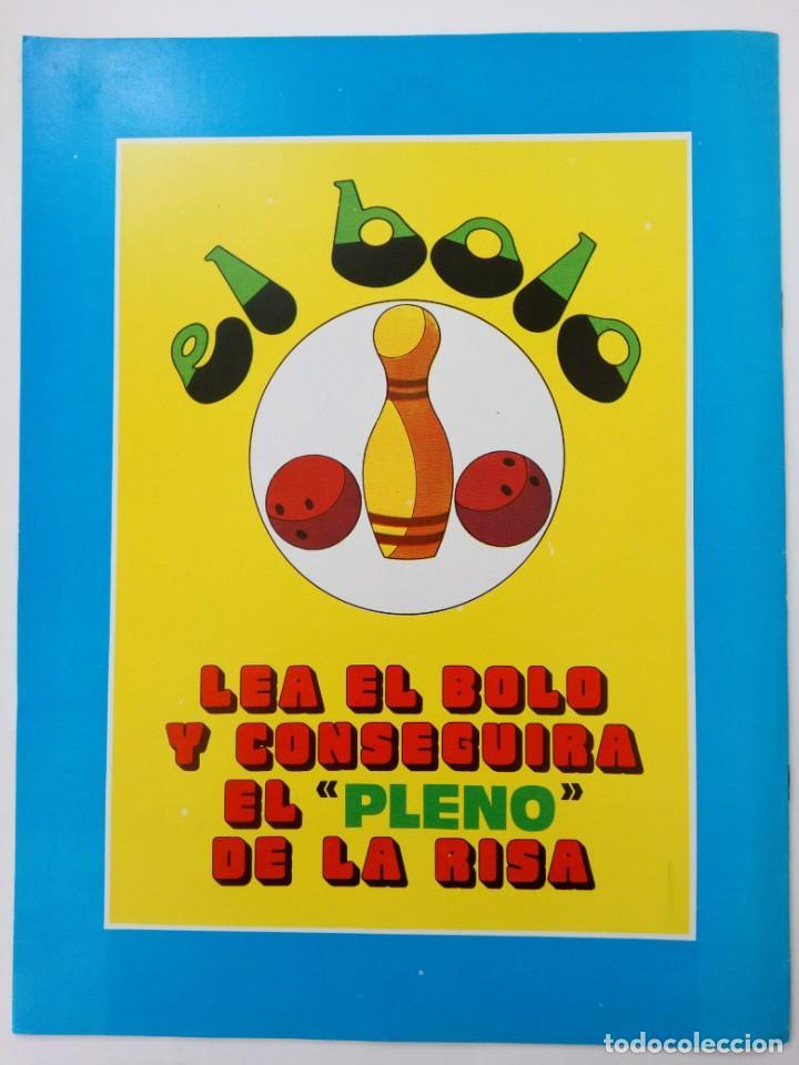 Cómics: EL TOCÓN Nº 5 - EDITORIAL MIRASIERRA (SIN USAR, DE DISTRIBUIDORA) - Foto 2 - 221390086