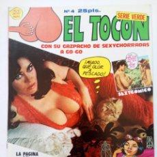 Cómics: EL TOCÓN Nº 4 - EDITORIAL MIRASIERRA (SIN USAR, DE DISTRIBUIDORA). Lote 221390257