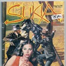 Cómics: SUKIA, 36: MÓNICA Y EL NEGRO - ZINCO, 07/1986. Lote 170414840