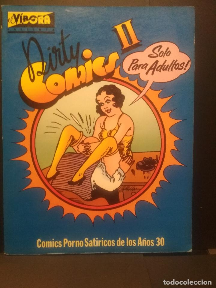 Cómics: EDICIONES LA CUPULA DIRTY COMICS.,1,2,3 + BRASIL COMIC SPAIN PEPETO TOP - Foto 7 - 223872217
