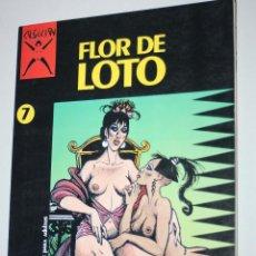 Cómics: COMIC PARA ADULTOS: COLECCIÓN X, Nº 07 : FLOR DE LOTO. ( PICHARD ). Lote 226640737