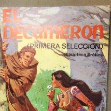 Cómics: LOTE DE 6 COMICS EROTICOS PARA ADULTOS-. Lote 227819580