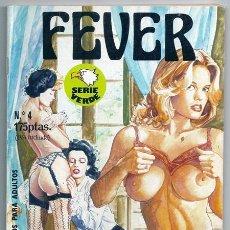 Cómics: FEVER, 4: BISEXUAL / SERIE VERDE – ASTRI, 1993. Lote 232855715