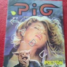 Comics: PIG Nº 7 RELATOS GRAFICOS PARA ADULTOS EDICIONES ASTRI FAM9. Lote 233418710