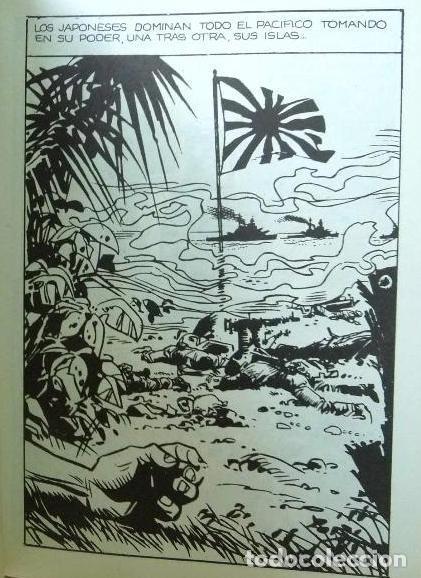 Cómics: LA BATALLA DE MIDWAY - COMIC EROTICO - AÑO 1977 - Foto 2 - 235426835