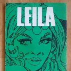 Cómics: LEILA (JUAN ARRANZ). Lote 236020510
