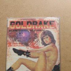 Cómics: COMIC PARA ADULTOS GOLDDRAKE Nº2. Lote 236200975