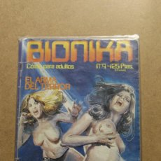 Cómics: BIONIKA Nº9. Lote 236201240
