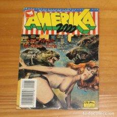 Fumetti: AMERIKA 2000 2 LAS FIERAS DE NEW YORK. EDICOMIC. Lote 240763085