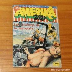 Fumetti: AMERIKA 2000 1 LOS COWBOYS DE LA AUTOPISTA. EDICOMIC. Lote 240763105