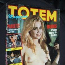 Cómics: TOTEM MAGAZINE Nº 71 (---COMIC PARA ADULTOS---). Lote 244762915