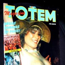 Cómics: TOTEM MAGAZINE Nº 68 (---COMIC PARA ADULTOS---). Lote 244763050