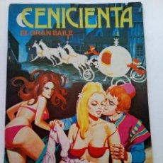 Cómics: CENICIENTA Nº 1 - EL GRAN BAILE - EDICIONES ACTUALES. Lote 245179870