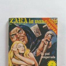 Comics: TEBEO ADULTOS ZARA LA VAPIRA LA PIEL DESGARRADA. Lote 247910930
