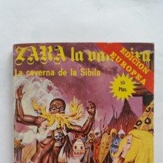Comics: TEBEO ADULTOS ZARA LA VAMPIRA LA CAVERNA DE LA SIBILA. Lote 247911460