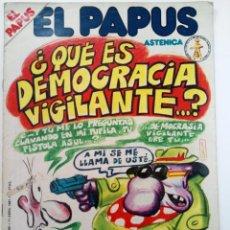 Cómics: EL PAPUS Nº 360 - 11 DE ABRIL DE 1981. Lote 262209850