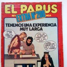 Cómics: EL PAPUS EXTRA Nº 200 - 18 DE MARZO 1978. Lote 262210835