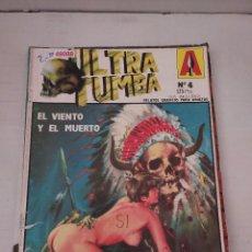 Cómics: 49088 - ULTRATUMBA - EL VIENTO Y EL MUERTO - Nº 4 - EDITORIAL ASTRI - COMIC PARA ADULTOS. Lote 262343945