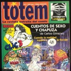 Cómics: TOTEM LA REVISTA ESTRELLA DEL COMIC N 2. Lote 262433205