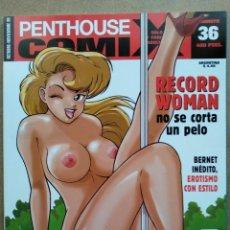 Cómics: PENTHOUSE COMIX 36. Lote 262598370