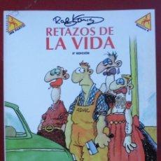 Cómics: RETAZOS DE VIDA 2ª EDICIÓN RALF KÖNIG. Lote 262677650