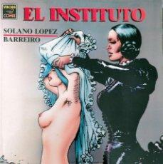Cómics: EL ISTITUTO SOLANO LOPEZ. Lote 263687635