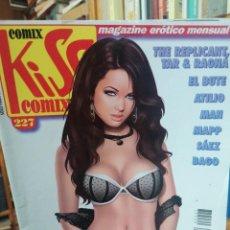 Comics: KISS CÓMIX. N. 227. Lote 264195608