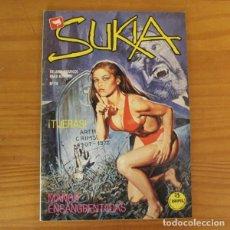 Comics: SUKIA 74 TIJERAS / WALLESTEIN MANOS ENSANGRENTADAS. EDICIONES ZINCO. Lote 267703779