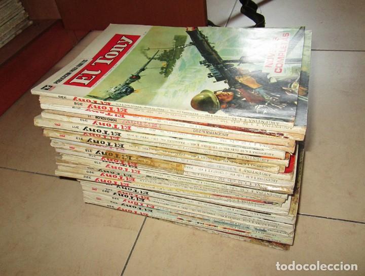 Cómics: FANTASIA - DARTAGNAN - EL TONY (Editorial Columba) Lote de 31 Comics - Foto 2 - 268986104