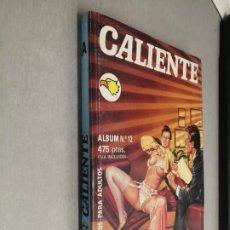 Cómics: CALIENTE ÁLBUM Nº 12: CLUB 69, SEXUS, VIDA REAL, SÁDICOS / RELATOS GRÁFICOS PARA ADULTOS - ASTRI. Lote 270686748