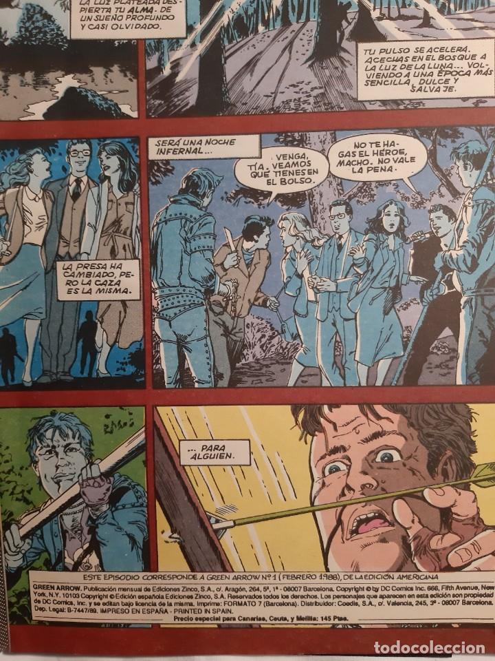 Cómics: COMICS NUMEROS 1 DE EDICIONES ZINCO, 9 EJEMPLARES - Foto 2 - 274917283